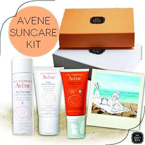 Avène suncare kit