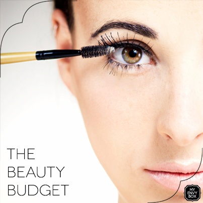 The beauty budget