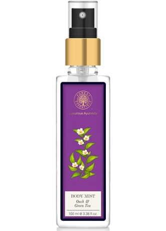 forest essentials body mist